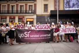 Yo Sí Sanidad Universal: llevamos a juicio la exclusión sanitaria