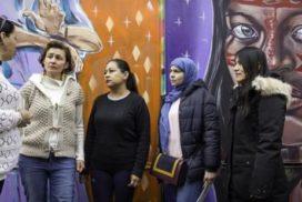 Trabajadoras del hogar simpapeles fundan un sindicato en Barcelona para luchar contra los abusos